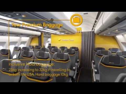 Thomas Cook Airlines long-haul A330 experience
