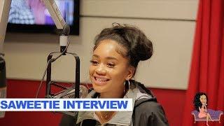 #DivaUnfiltered: Saweetie Talks #HighMaintenance