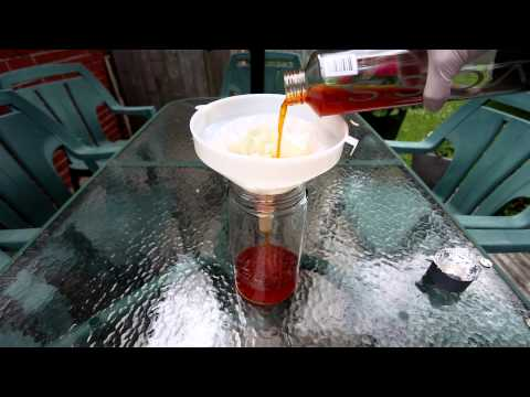 How to extract Capsaicinoids from Peppers at Home