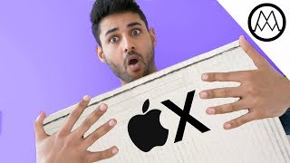 iPhone X - ULTIMATE PACKAGE UNBOXING!