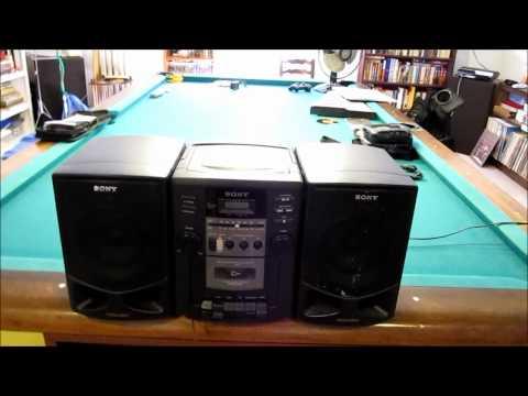 Double Ebay Auction- Sony Boombox and Sony Walkman!