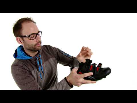 SIDI Dominator Fit Mountain Bike Shoes Review by Performance Bicycle