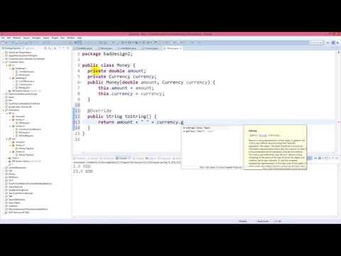 Best practice - Implement constants using enum in Java
