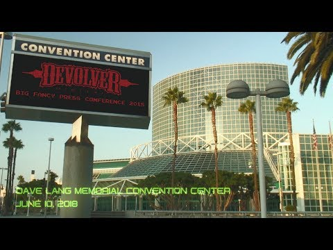 Devolver Digital - Big Fancy Press Conference 2018