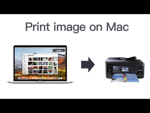 How to Print Multiple Photos to One Page in Photos for Mac