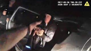 Bodycam Shows Moment Suspect Pulls BB Gun On Utah Cops
