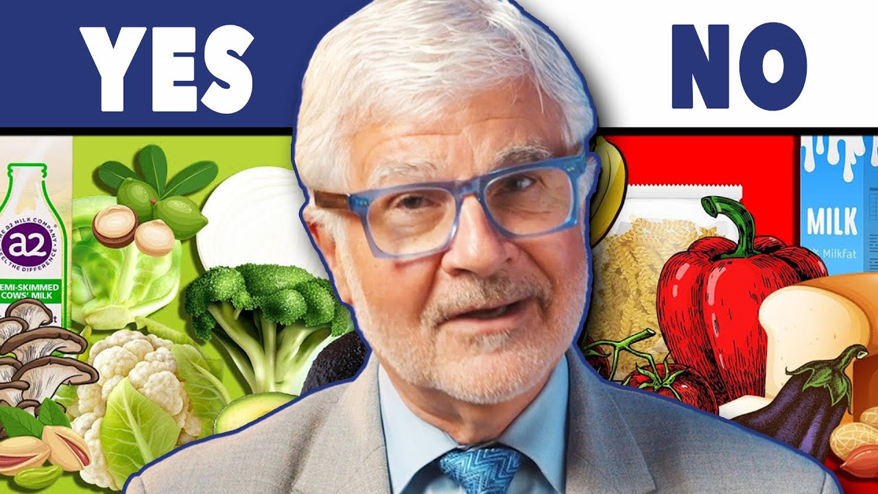 """Dr. Gundry's """"Yes"""" & """"No"""" Diet List"""