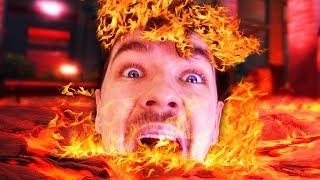 THE FLOOR IS LAVA | Hot Lava #1