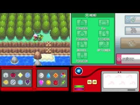 Pokemon Soul Silver - SPECIAL - 1. Special Headbutt a Evolutionary stones