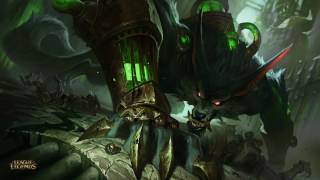 Voice - Warwick, The Uncaged Wrath of Zaun - English