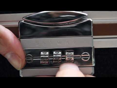 How to Pick Any Luggage Lock