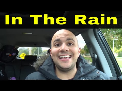 Driving Test Tip-Learn How To Drive In The Rain