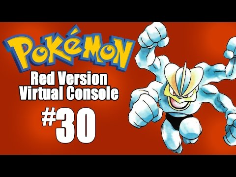 Pokemon Red Virtual Console - Episode 30: THE ELITE FOUR!