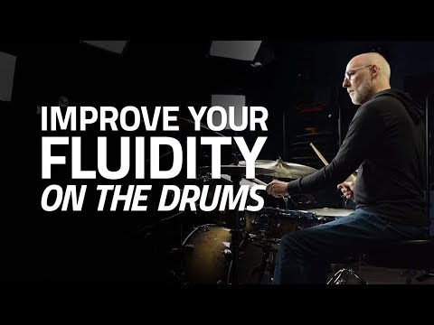 One Simple Exercise To Improve Your Fluidity On The Drums - Drum Lesson (Drumeo)
