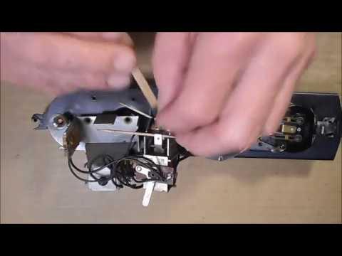 Lionel 218 3 position reversing unit cleaning diesel motor repair restoration