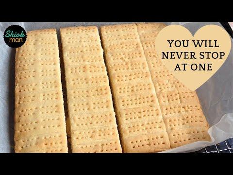 Shiokman Shortbread Cookies