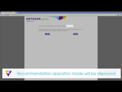 How to Install NETGEAR Nighthawk WiFi Routers with Verizon Fios and AT&T Uverse