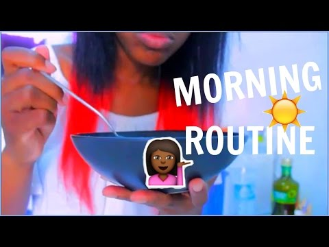 SUMMER MORNING ROUTINE!