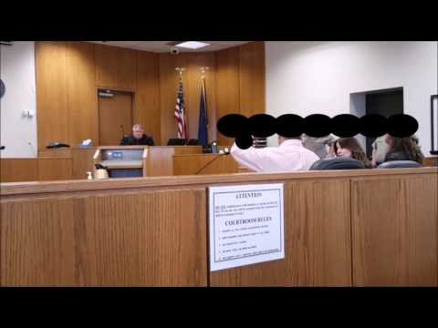 Protective Order Dismissal Hearing, Commissioner Patton, 4th District, Provo Utah