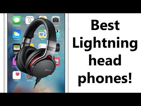 Best Lightning port headphones for the iPhone 7! (2016)