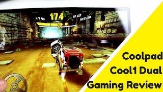 Hindi | Coolpad Cool1 Dual Gaming, Battery, Charging, Heating  Review | Sharmaji Technical