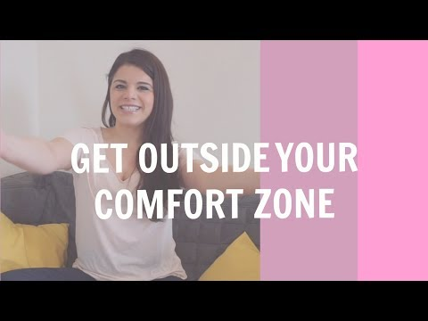 Life Coach: Get Outside Your Comfort Zone