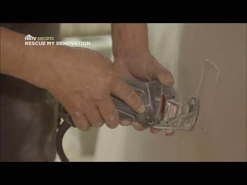 Always Use the Right Tools | Rescue My Renovation | HGTV Asia