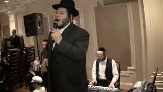 Levy Falkowitz Rocking A Wedding With Yossi Eidlisz