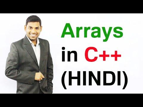 Array in C++ (HINDI/URDU)