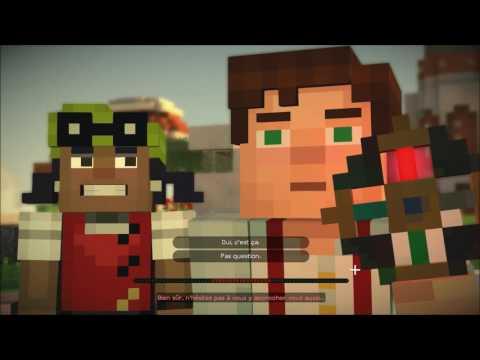 Minecraft Story Mode - épisode 2: Assemblage requis