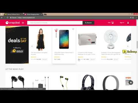 3 How to earn from snapdeal? | Part Time Jobs | Online Data Entry Jobs | Work from home