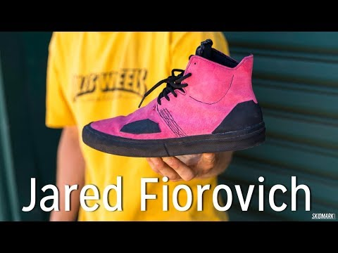 Homemade Skateboard Shoes | Jared Fiorovich | Part 2