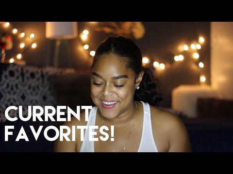 CURRENT FAVORITES | SEPT 2017 | Danielle Renée