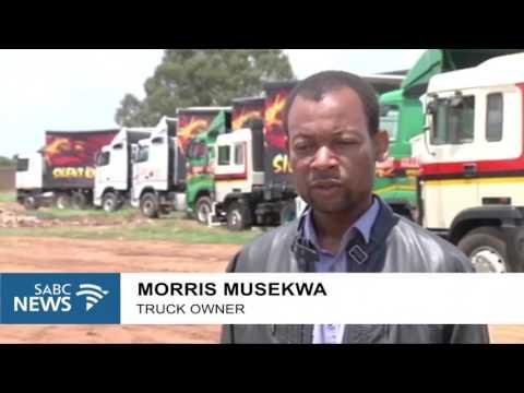 Zimbabwean truck owner Morris Musekwa sues SAPS