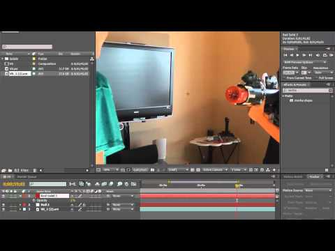 Charging Laser Cannon/Laser Beam- After Effects Tutorial (Part 1 of 2)