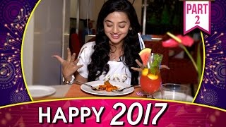 Helly Shah DINNER With TellyMasala | NEW YEAR CELEBRATION | Part 2
