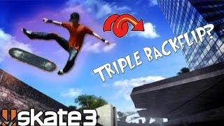MORE EPIC SKATE 3 CHALLENGES!