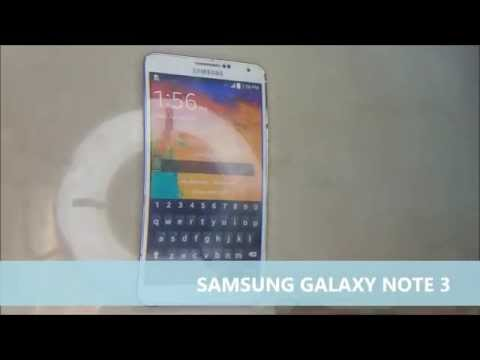 Samsung Galaxy Note 3 Hard Reset Instructions
