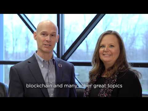2018 Digital Convergence Forum - Blockchain Adoption