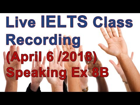 IELTS Speaking Example and Strategy 2