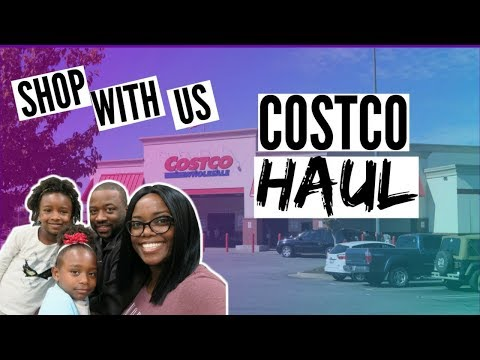 MY COSTCO HAULS ARE LEGENDARY | Shop with me | April 2018 Costco Haul