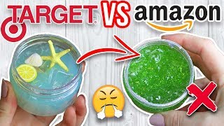 Download TARGET SLIME VS AMAZON SLIME! Which is Worth it?!? Video