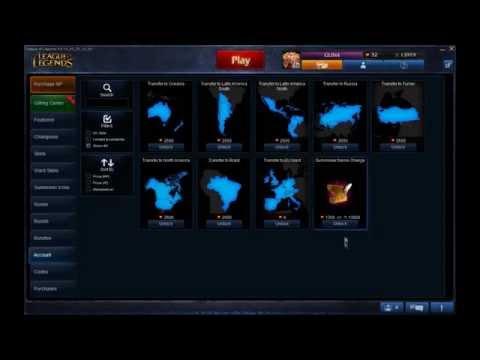 League of Legends - How to change Summoner Name / Jak zmienić nazwę przywoływacza ?