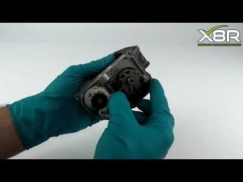 Audi Seat Skoda VW Kia Hyundai VDO Siemens Throttle Body New Gear Repair Install Instructions Guide