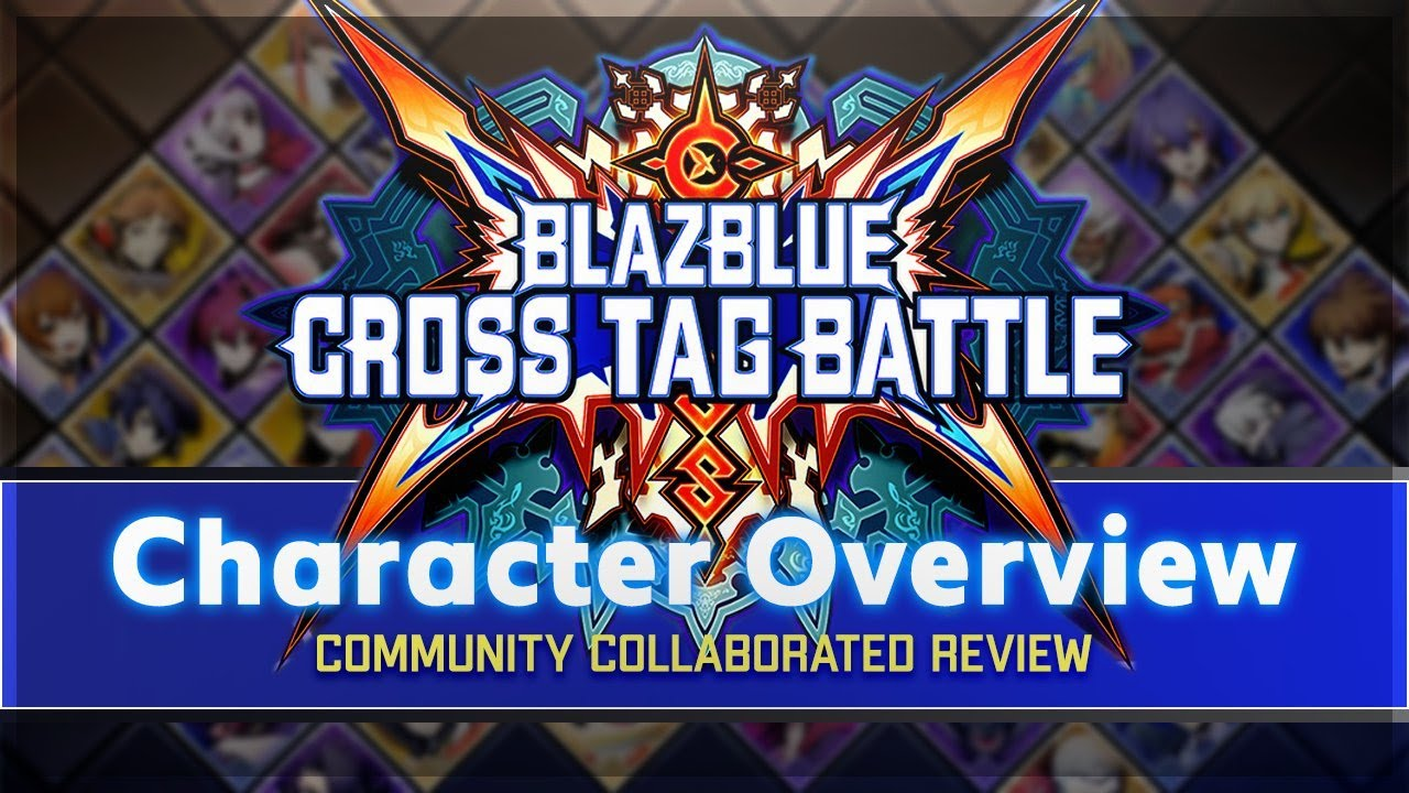 BBTAG Character Overview