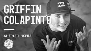 Rookie Griffin Colapinto's Rise to the Top: Athlete Profile