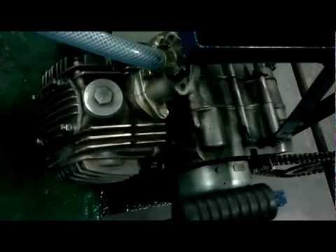 Compressed Air Engine- Explanation
