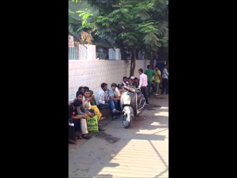 long line at passport office hyderabad 2