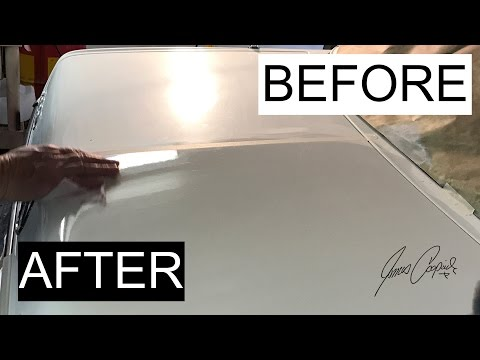 How To Restore Your Car's Faded & Oxidized Paint!