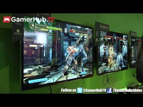 Killer Instinct Xbox One E3 2013 Interview With Double Helix - Gamerhubtv